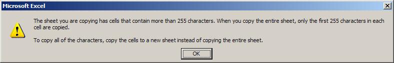 Silly Error