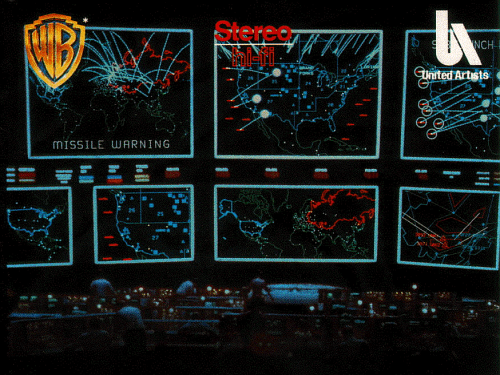 War Games: Missile Warning